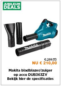 Makita bladblazer