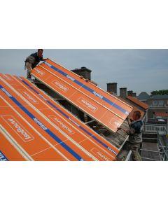 Isobouw Slimfix® Dakplaat 3/3 L Rd 3,5 6,000 x 1020 m