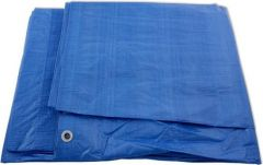 Dekkleed Blauw 130Gr 4 X 6M