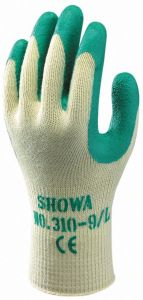 Handschoen Showa Groen 9/L