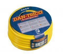 """Waterslang 1/2"""" geel Dan-Trico 100M"""
