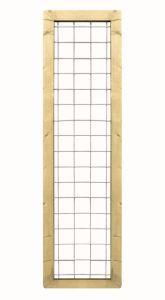Draadscherm Vuren Kader maas 10 CarpG 045x180
