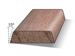 Meranti Koplat 12x37 Schuin B
