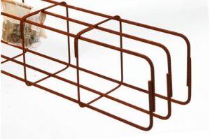 Funderingskorf 35x40 Gesloten/Open 300cm