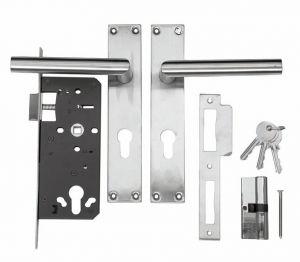 Slot RVS tbv frame deur