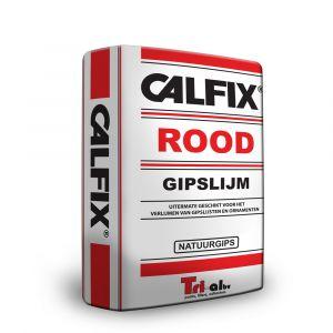 Calfix Rood Gipslijm 25Kg