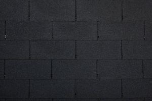 Dakshingles recht Zwart 3m2 per pak