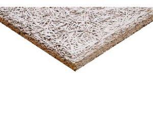 Stertekt Houtwolcement 25mm Wit Fijn Facet FSC 1,200 x 0,600 m