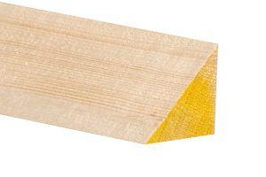Vurenhout FSC Mastiek 70 x 70 mm