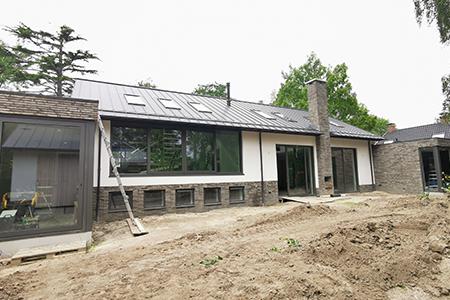 Meer informatie over ons project van renovatie van een woning in Oegstgeest