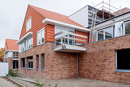 Project Roos en Beek in Santpoort