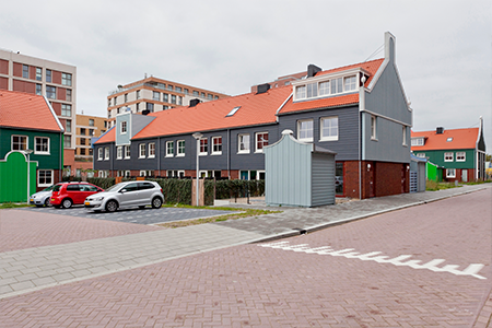 Project Zaansgoed in Zaandam