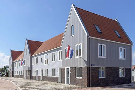 Project nieuwbouw in Amsterdam Noord