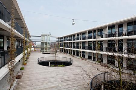 Project De Wierde in Volendam