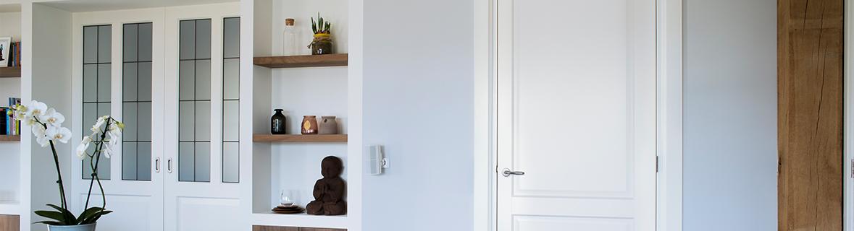 Assortiment deur en kozijn producten