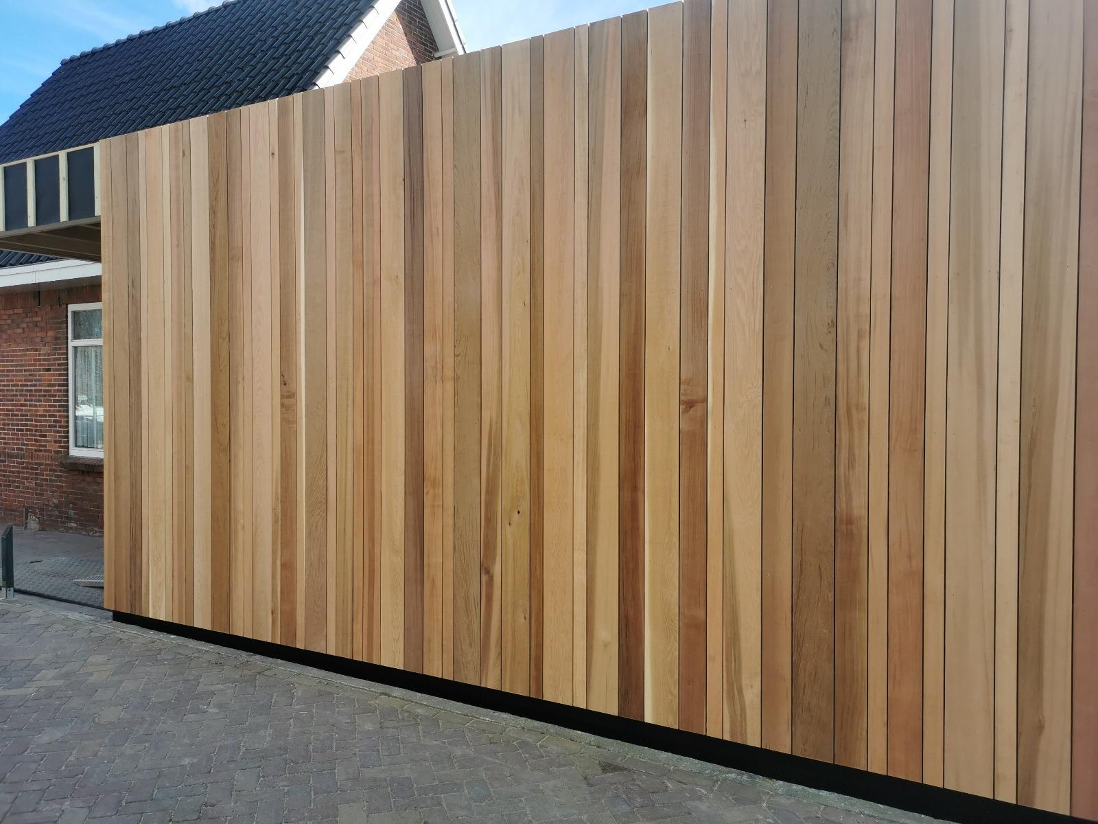 Ons bouwproject in Leimuiden