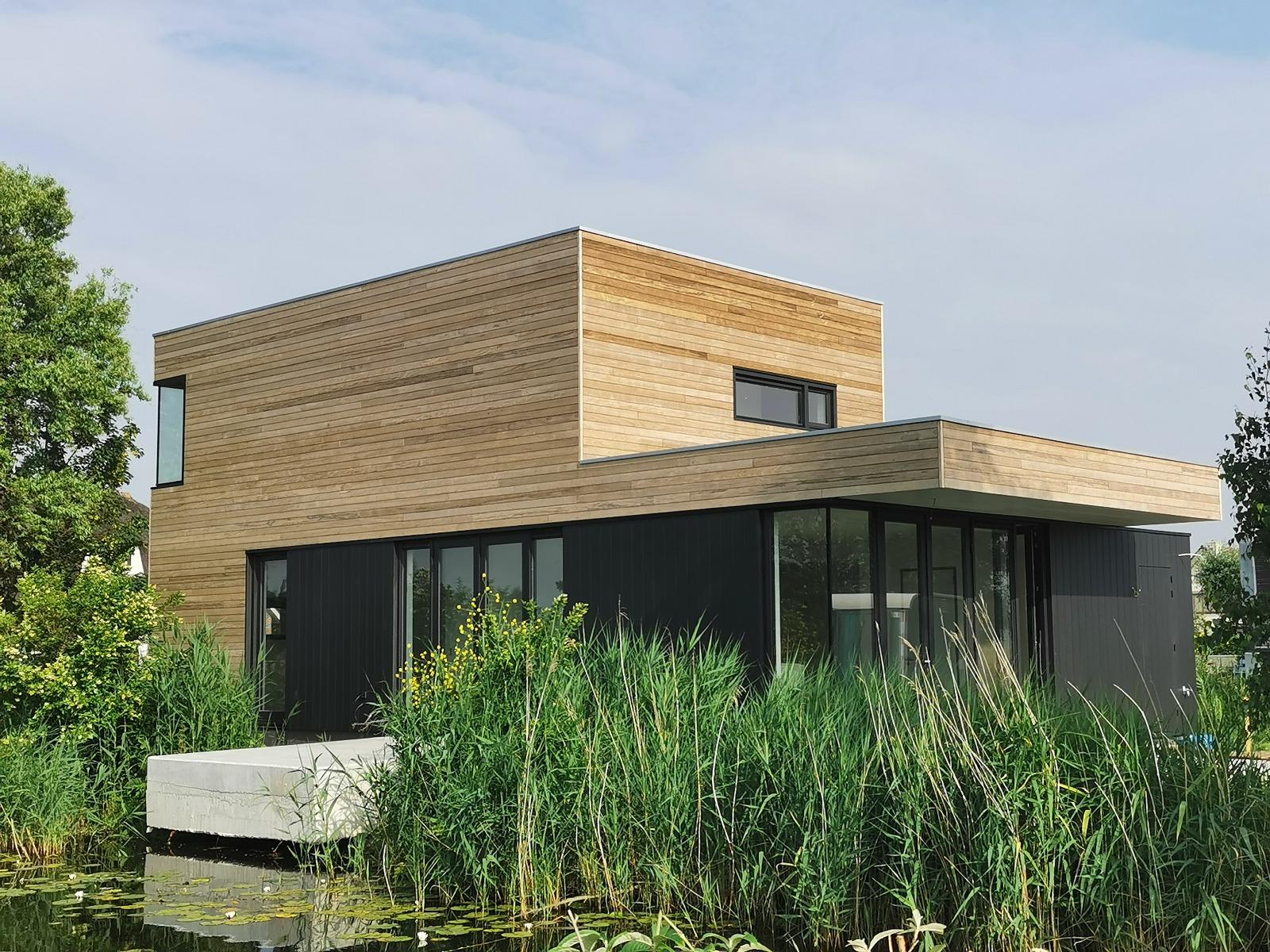 Ons bouwproject in Roelofarendsveen