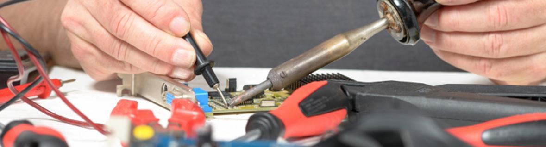 Meer informatie over onze mogelijkheden tot repareren en keuren van gereedschappen en materialen