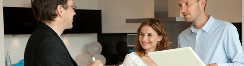 Wij helpen uw klant keuzes maken voor de inrichting van hun woning