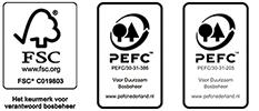 certificaat logo