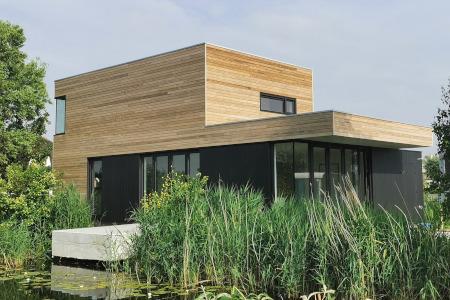 Meer informatie over ons project van een nieuwbouwwoning aan het water in Roelofarendsveen